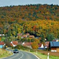 А осень уже стучится к нам в окно. :: backareva.irina Бакарева