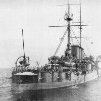 """Броненосный крейсер """"Рюрик II"""".1912. :: Александр"""