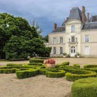 замок Мирволт (Mirvault), г. Шато-Гонтье (Chateau-Gontier :: Георгий