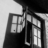 Окно :: Алексей Афанасьев