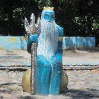 Забытый Нептун :: Нина Бутко