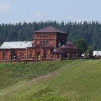 Религиозное здание :: Вера Щукина