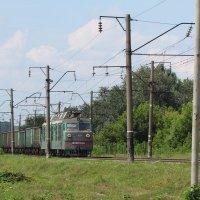 Поезд :: Сергей Философ