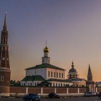 Вечер, лето, монастырь... :: Сергей Дабаев