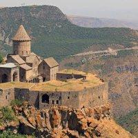 Монастырь Татев :: skijumper Иванов
