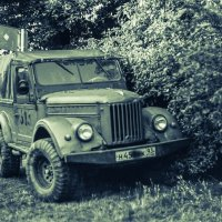 Старое авто :: Александр Долгов