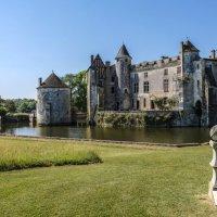 Замок Бреде-Монтескье (писатель-философ)(La Brede-Montesquieu) :: Георгий