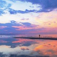 Отражение облаков :: Аркадий
