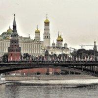 Москва. Кремль. :: Юрий Журавлев