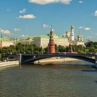 Утро Москвы 2 :: Андрей Дворников