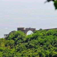 На арке крепостной стены :: Вячеслав Случившийся