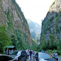 Юпшарский каньон или каменный мешок! :: ирина