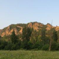 Горы :: Вера Щукина