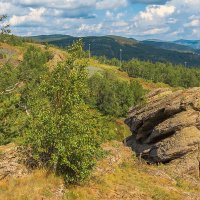 Путешествие в Абзаково :: Любовь Потеряхина