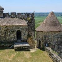Феодальный замок Лангуаран (Langoiran), XIII век :: Георгий