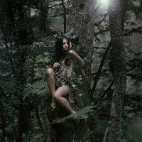 Лесная нимфа2 :: Дина Мурзаева