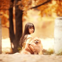 Посмотри на осень :: Оксана Шаталина