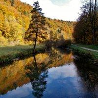 По  дорогам  золотого  октября по Франконской  Швейцарии :: backareva.irina Бакарева