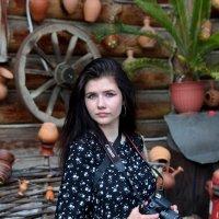 На фотофестивале. :: Александр Бабаев