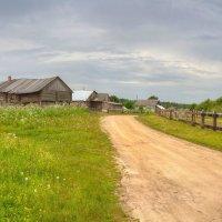 Дорога в деревню :: Константин