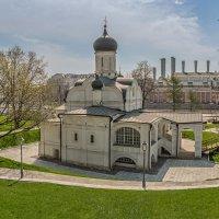 Церковь Зачатия Анны :: Борис Гольдберг