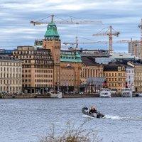 Стокгольм. :: Сергей В. Комаров