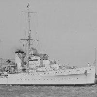 """HMS light cruiser """"Achilles"""". :: Александр"""