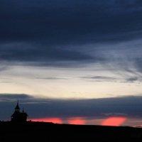 Полыхал закат над островом :: Avada Kedavra!