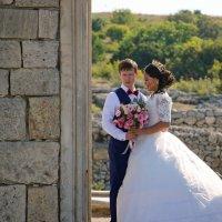 Свадьба в Херсонесе :: Владимир Переклицкий