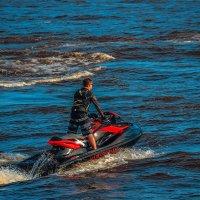Активный отдых на великой реке Амур. :: Виктор Иванович