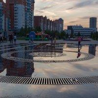 Вечерняя прогулка :: Валерий Михмель