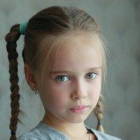 Барбаре 7 лет. И она хочет в школу! :: Пётр Четвериков