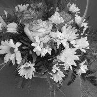Букет из ромашек и роз :: Дмитрий Никитин