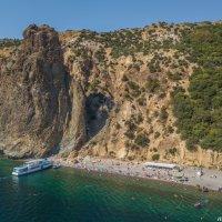 Яшмовый пляж. Крым. Севастополь. :: Павел © Смирнов