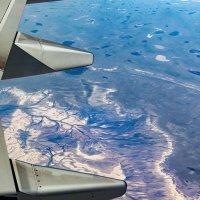 Под крылом самолёта... :: Алексей Пышненко