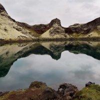 Зеркало для облаков :: Mari_L