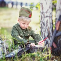 Письмо домой :: Екатерина Лазарева