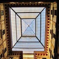 Крыша между домами :: Aida10