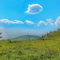 Парад облаков :: Андрей Семенов