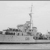 """""""HMAS Quiberon"""".эскадренный миноносец.Австралия. :: Александр"""