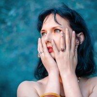Эмоции :: Malinka Art Galina Paigetova