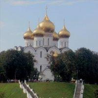 С праздником Успения Пресвятой Богородицы :: Дмитрий Солоненко