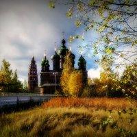 Приснился как-то сон цветной-Предтеча в роще золотой :: Юрий Велицкий