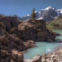К горным озерам Алтая :: Дамир Белоколенко