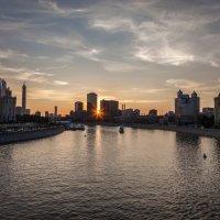 Закат над Москва река :: Cristof Hill