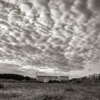Под покрывалом небес :: Дмитрий Костоусов