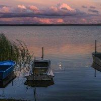 закат на озере Неро :: Георгий