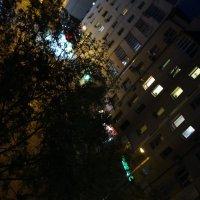 В нашем городе ночь... (1) :: Marina Bernackaya Бернацкая