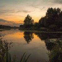 Вечерняя тишина :: Александр Попович