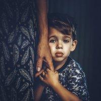 Бабушка, ну пошли гулять... :: Александр Бойко